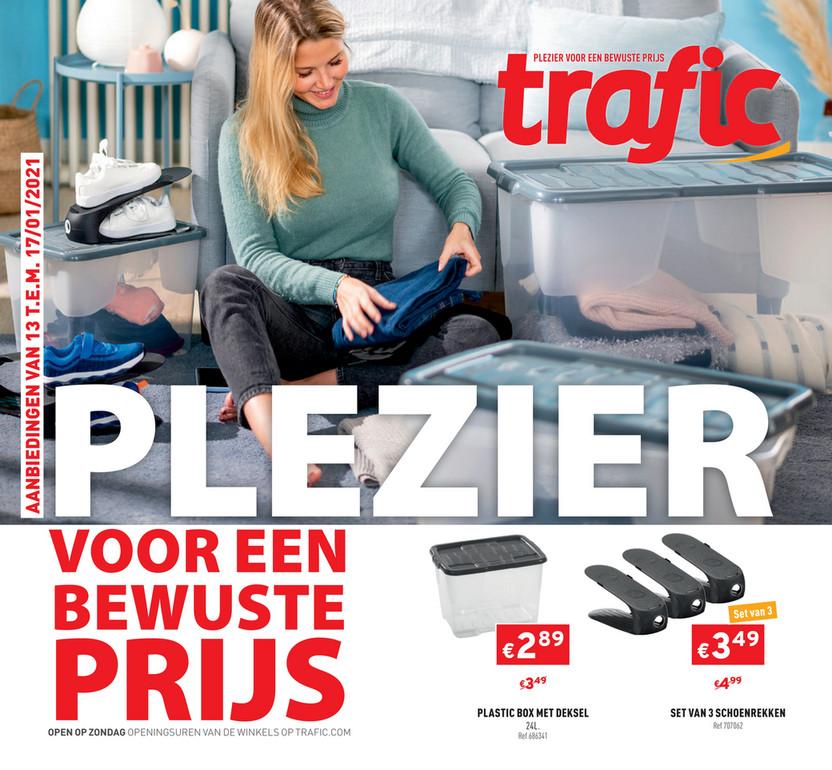 Trafic folder van 13/01/2021 tot 17/01/2021 - Weekpromoties 2