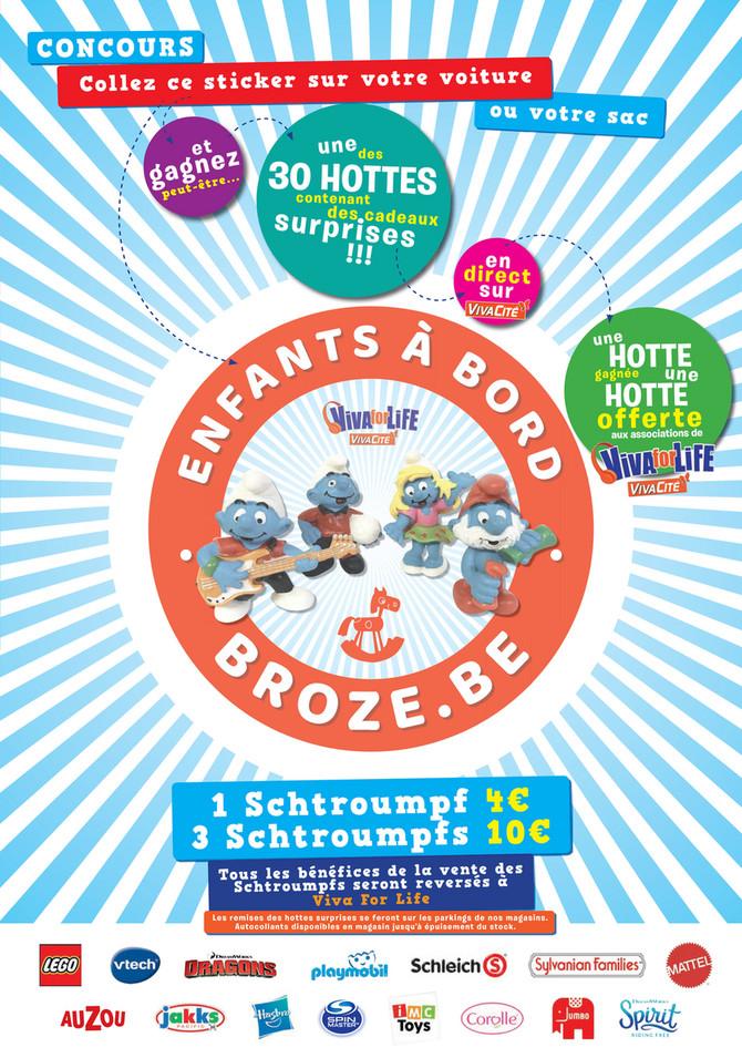 Folder Jouets Broze du 30/10/2019 au 31/12/2019 - Promotions du mois
