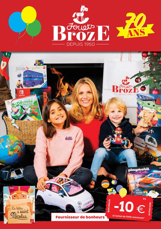 Folder Jouets Broze du 28/10/2020 au 31/12/2020 - Promotions du mois