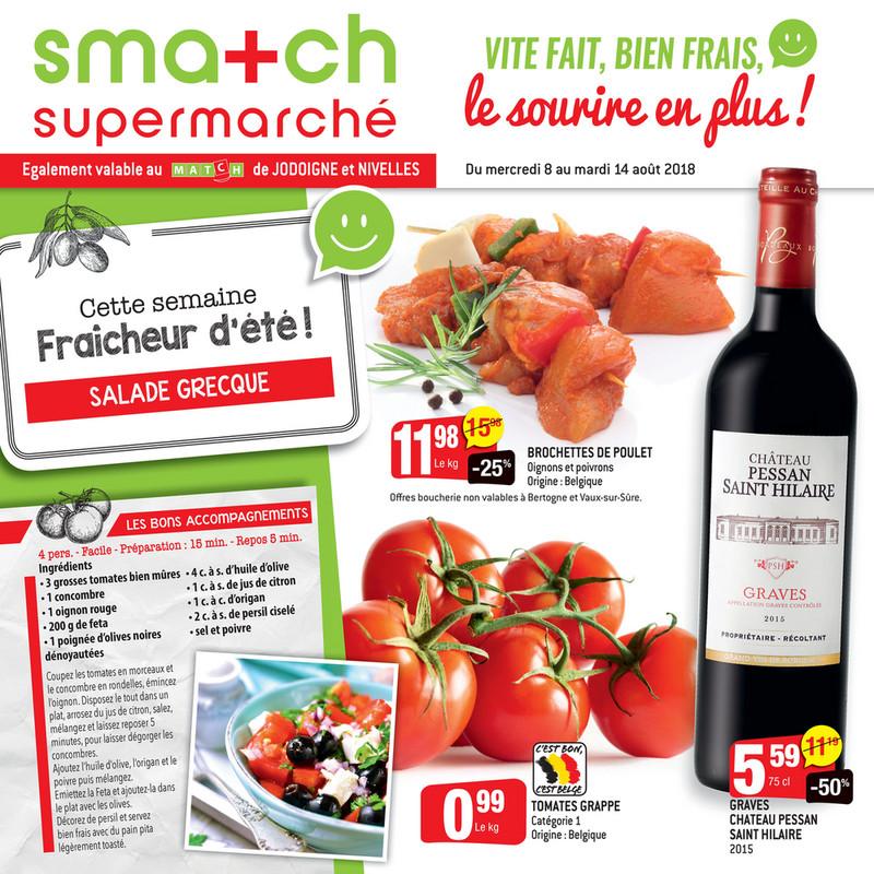 Folder Smatch du 08/08/2018 au 14/08/2018 - Smatch W32 FR.pdf