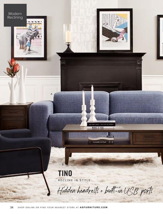 American Signature Furniture September 2018 Look Book American