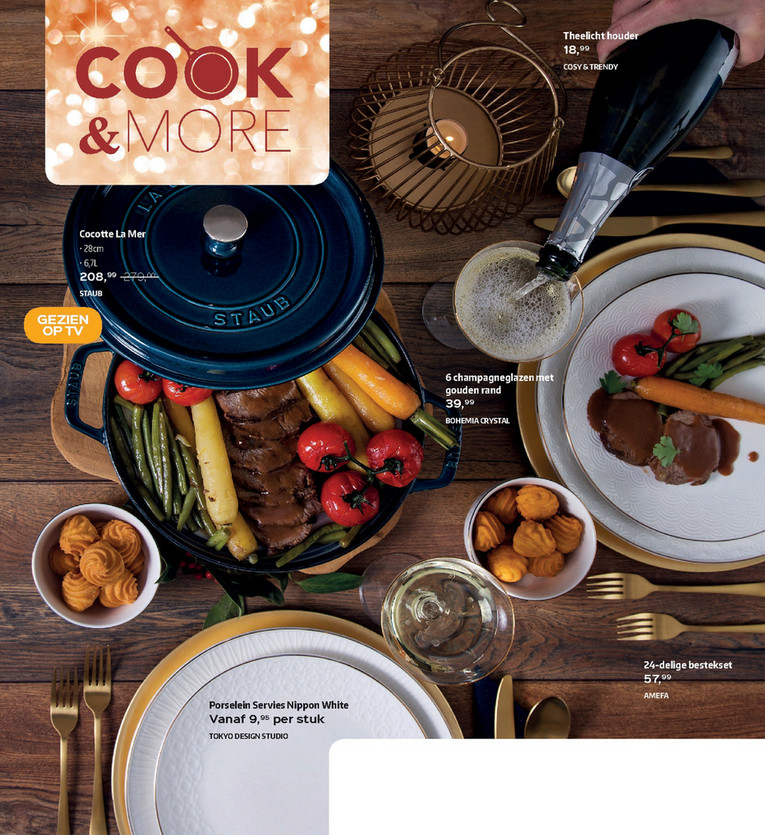 Promoties december cook&more