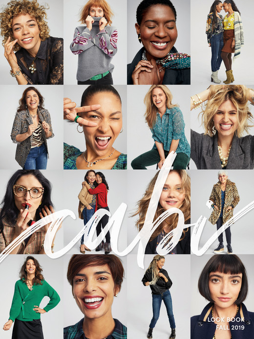 Cabi Fall 2020.Look Book Cabi Fall 2019 Collection