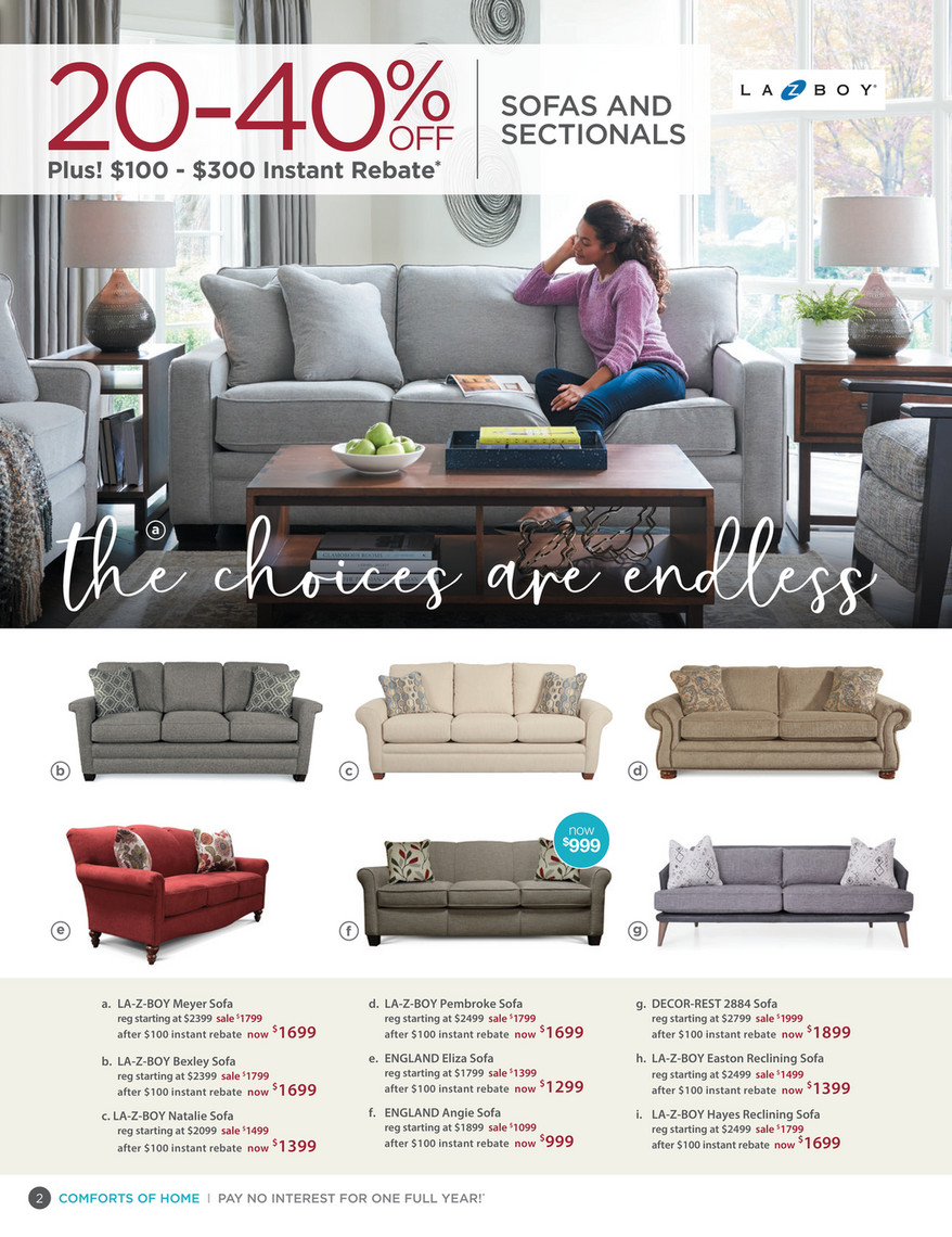 Admirable Reids Furniture Reids Ul 2019 Tt Vansize 1 Page 2 Inzonedesignstudio Interior Chair Design Inzonedesignstudiocom