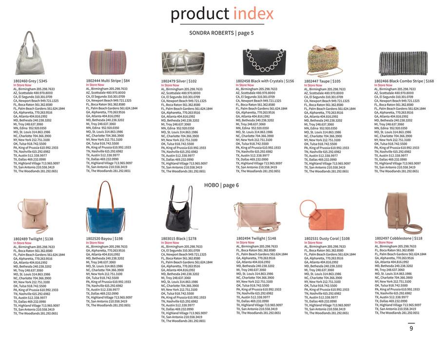 Marmi Marmi Handbag Lookbook Spring Summer 2019 Page 10