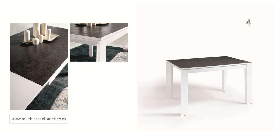 My publications - Catálogo Quattro de mesas de comedor y sillas ...