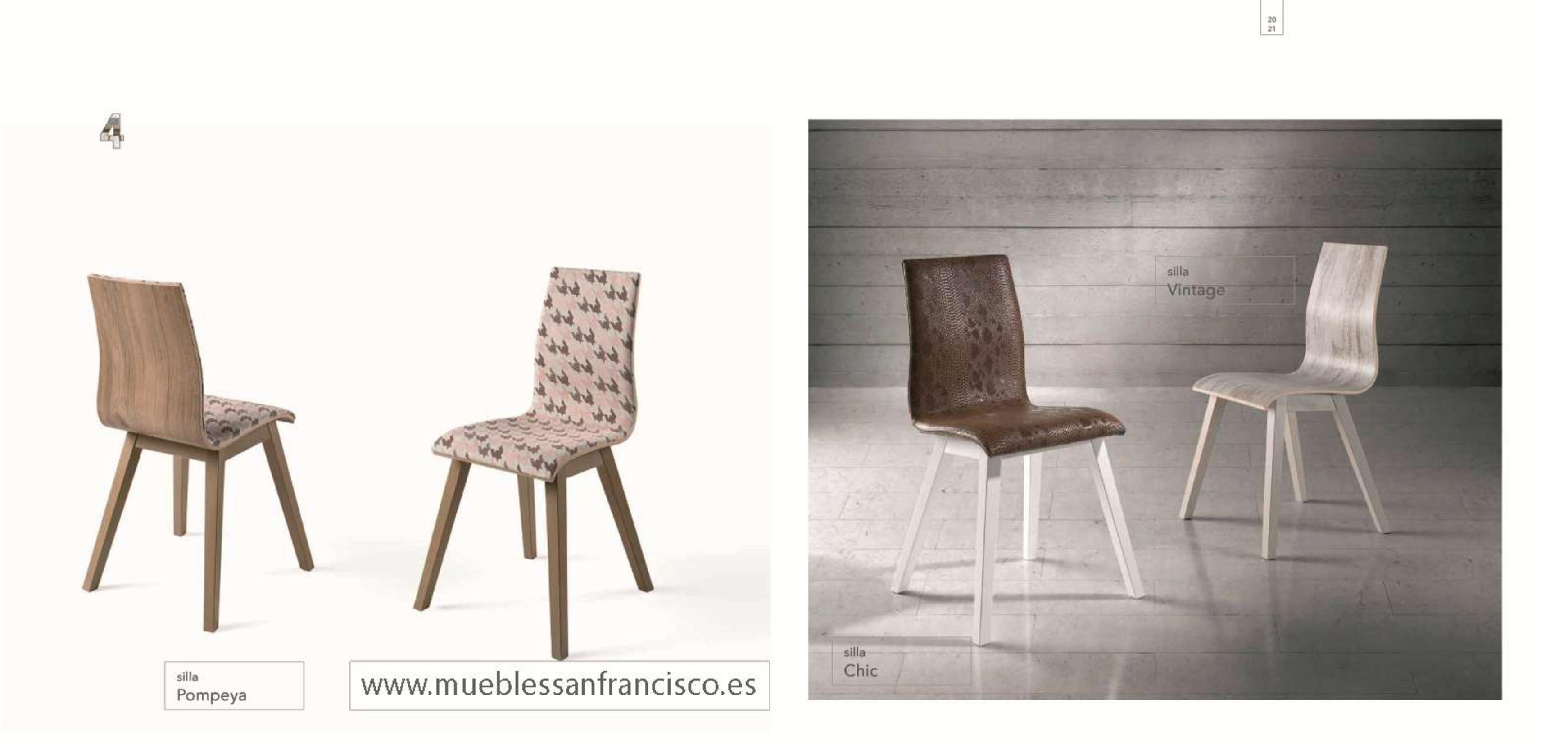 My publications - Catálogo Quattro de mesas de comedor y ...