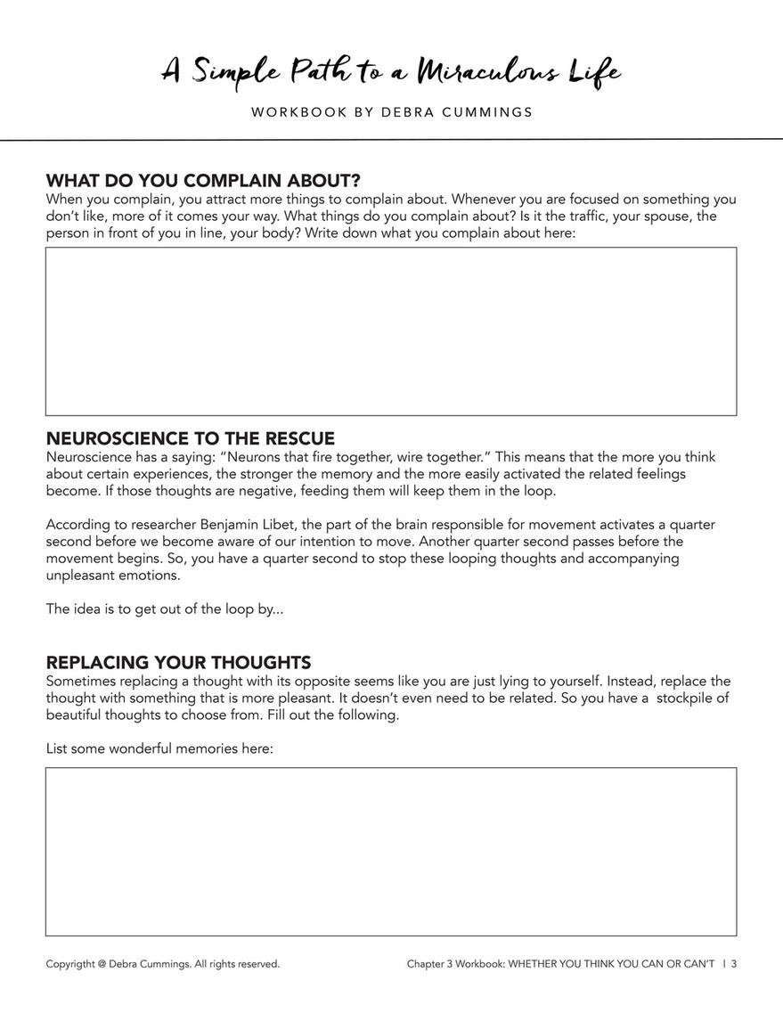 My publications - SPML Workbook 3 - 2 0 - Page 3