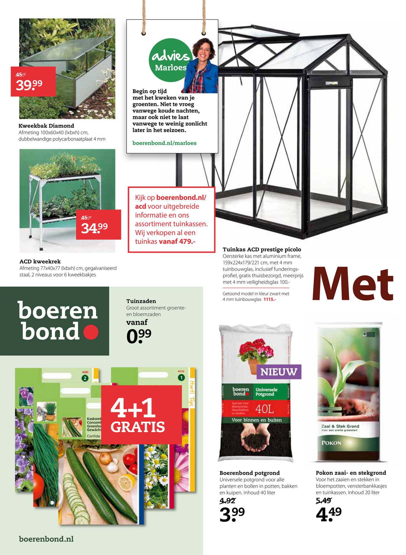 Petsplace - Boerenbond Folder week 4 - 5 2015 - Pagina 2-3