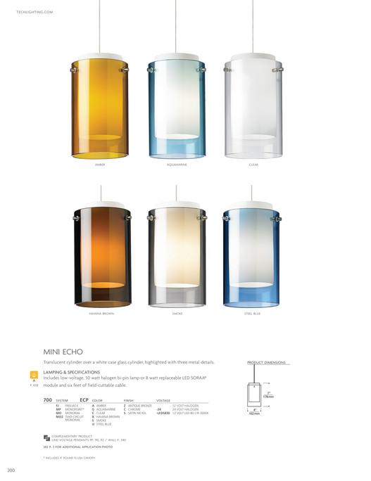 Tech Lighting 2017 Full Line Catalog