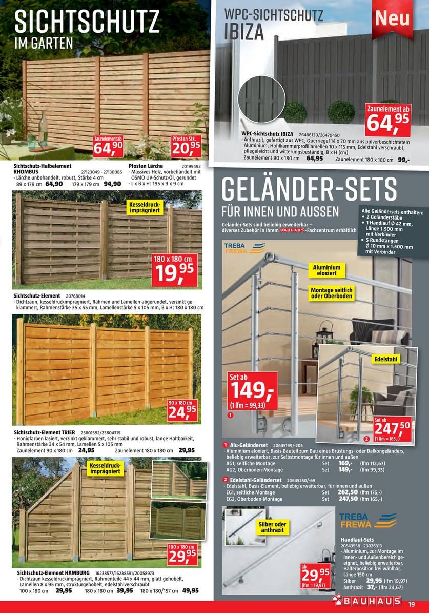 Bauhaus At Bauhaus Handzettel Kw 18 2020 Seite 18 19