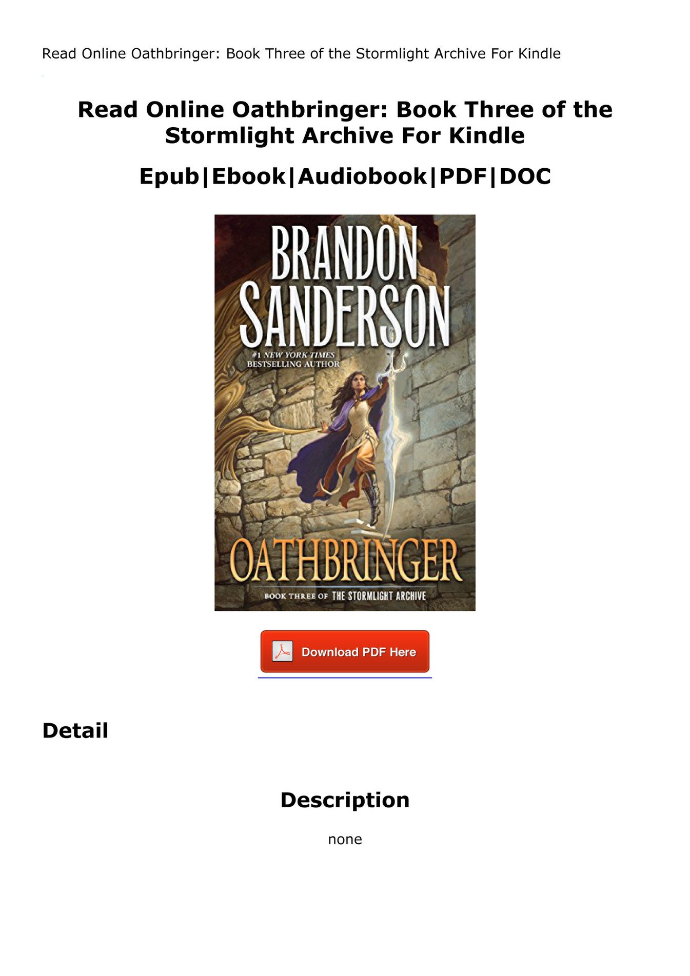 Boston Read Online Oathbringer Book Three Of The Stormlight