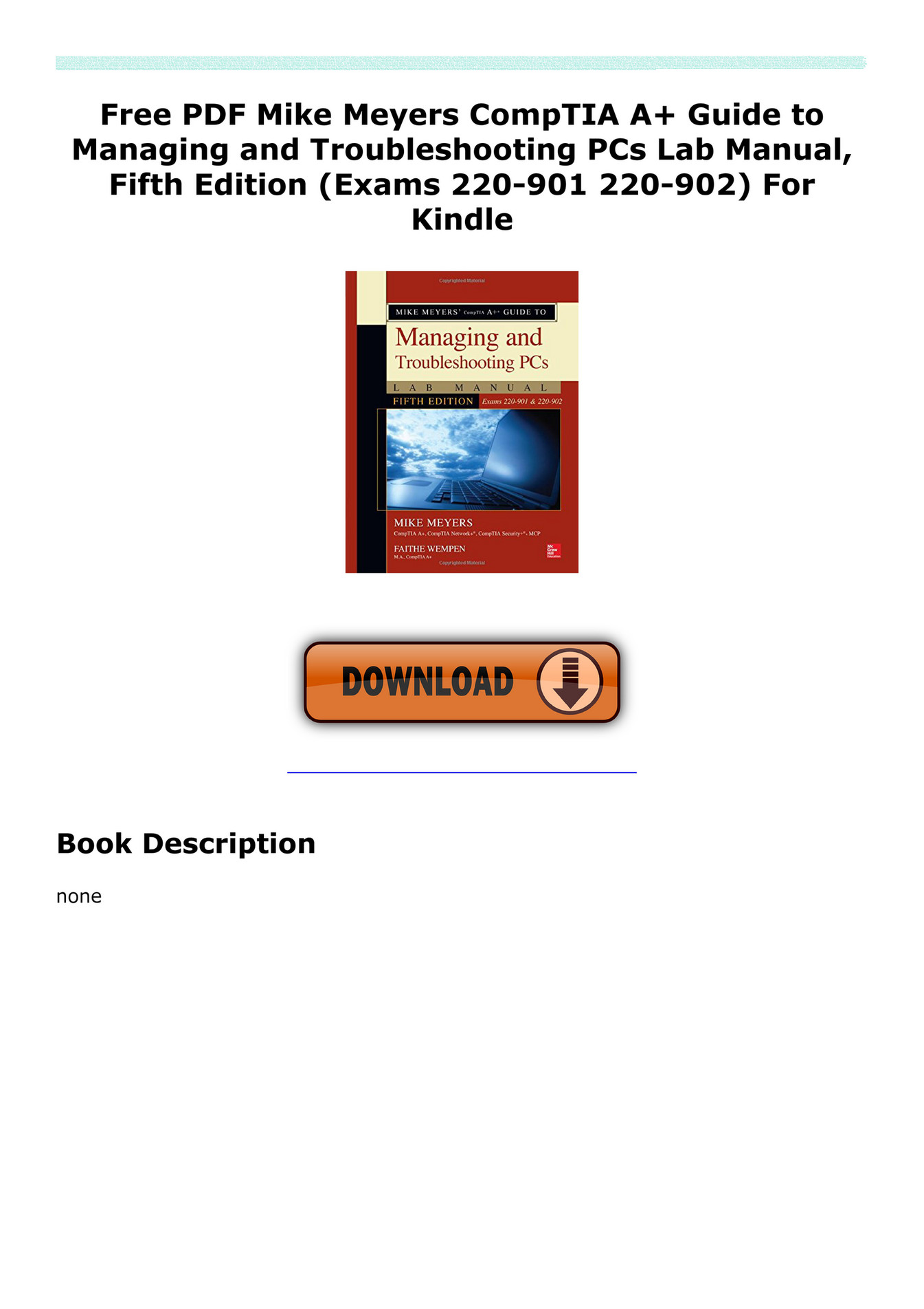 Ebook 2785 Pdf Manual On Pc Trouble Shooting 2019 Ebook Library