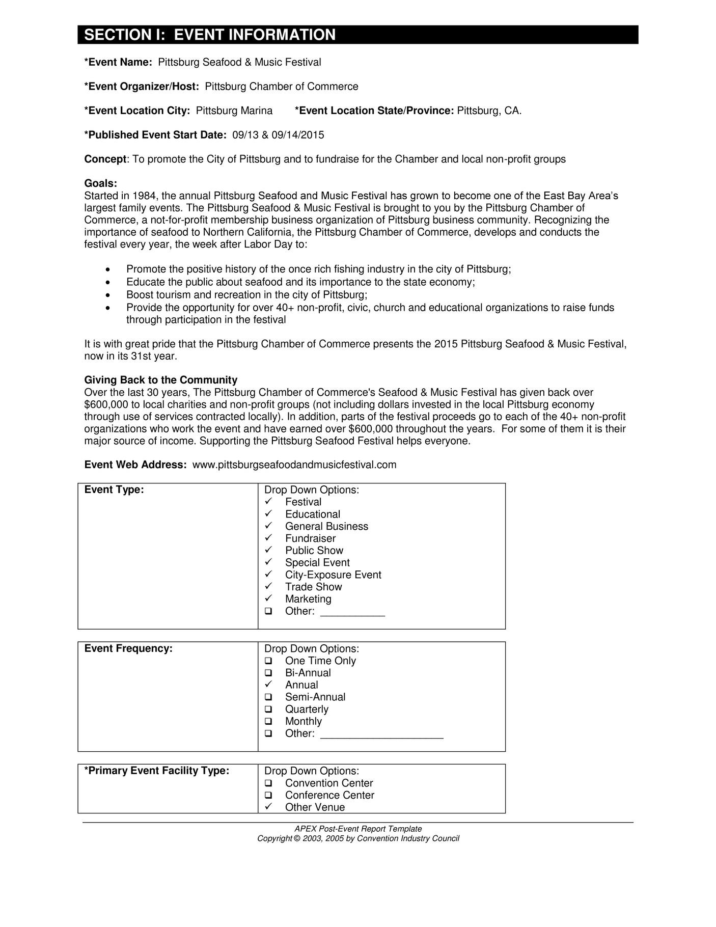 10 Executive Summary Templates  Free Word