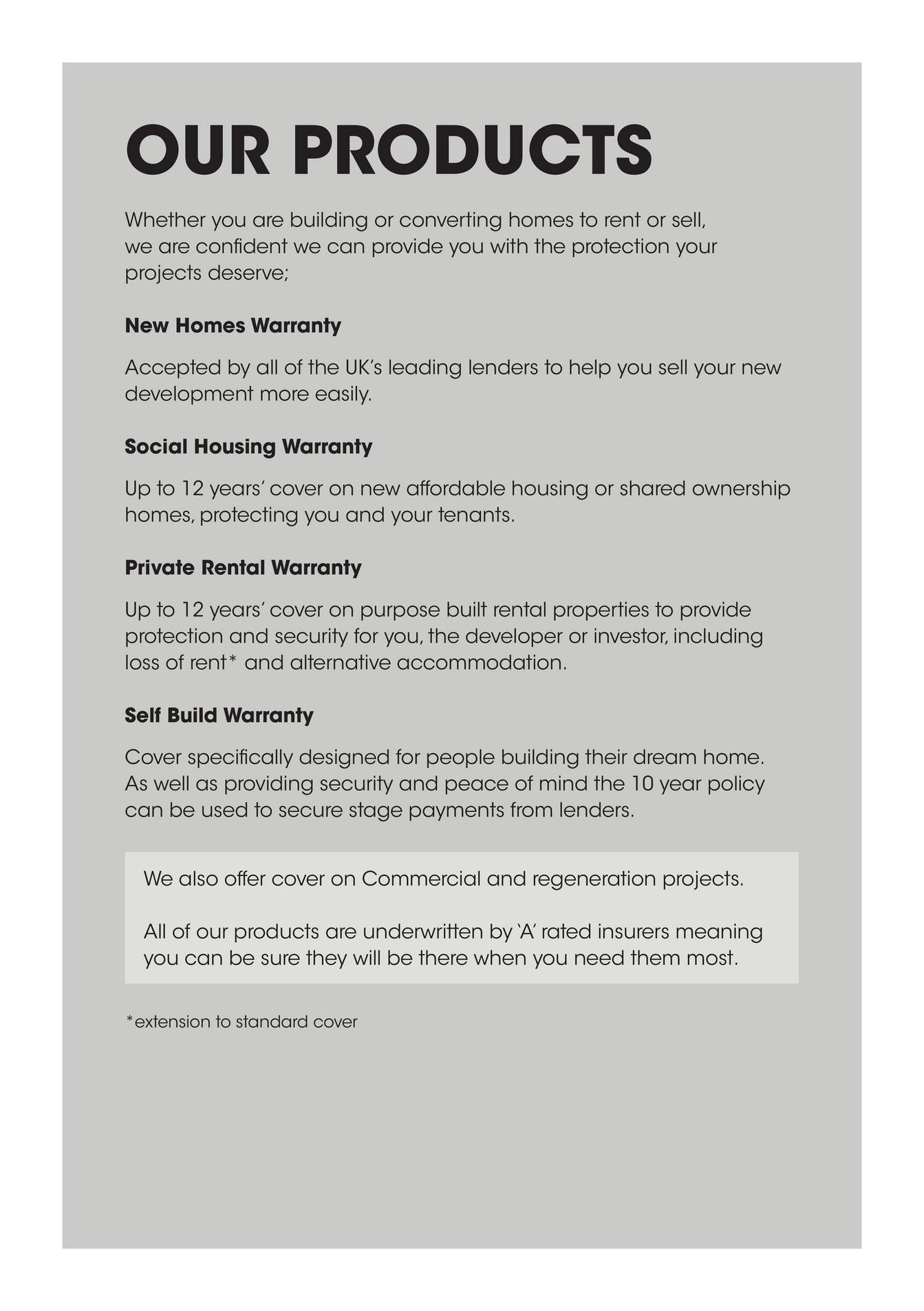 Labc Warranty Labc Warranty Guide Page 3