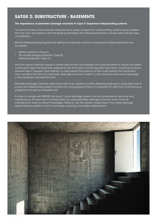 LABC Warranty - LABCW 8 stages of construction (Bloor Homes) - Page 4-5