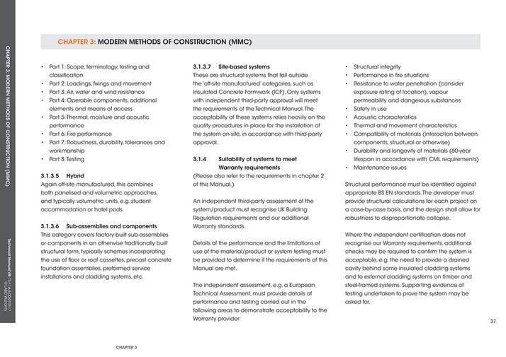 LABC Warranty - LABC Warranty technical manual v 8 - Page 38-39