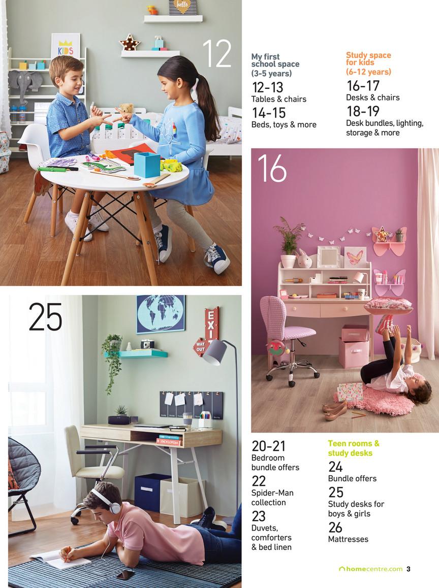 Home Centre Bts Catalogue 2019 Bahrain En Page 2 3