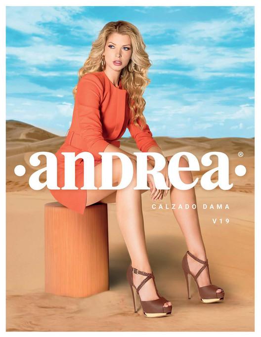 a9c18e707 Catalogo de Zapatos Andrea 2019 Verano