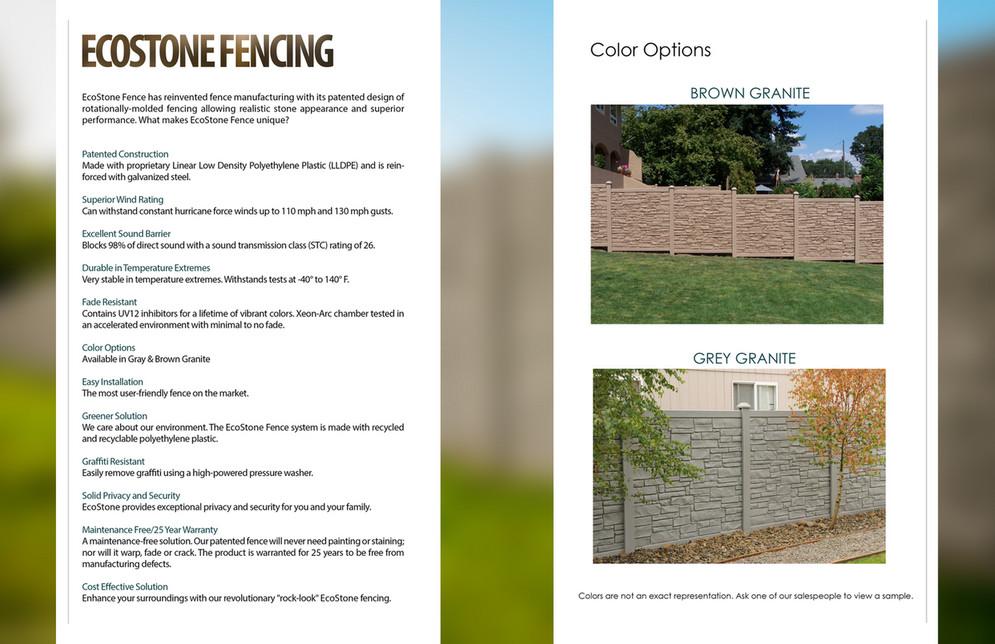 Rick's Custom Fencing & Decking - SimTek Fencing - Page 2
