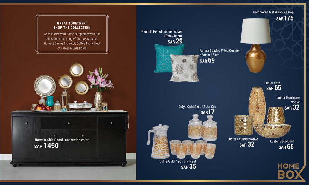 Landmark Group Home Box Ramadan 2019 Catalogue KSA Page 6 7