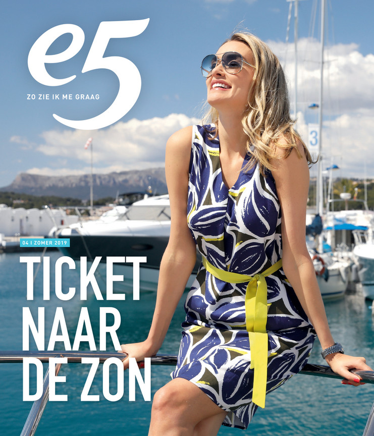 e5 Mode folder van 23/05/2019 tot 23/06/2019 - Lifestyle
