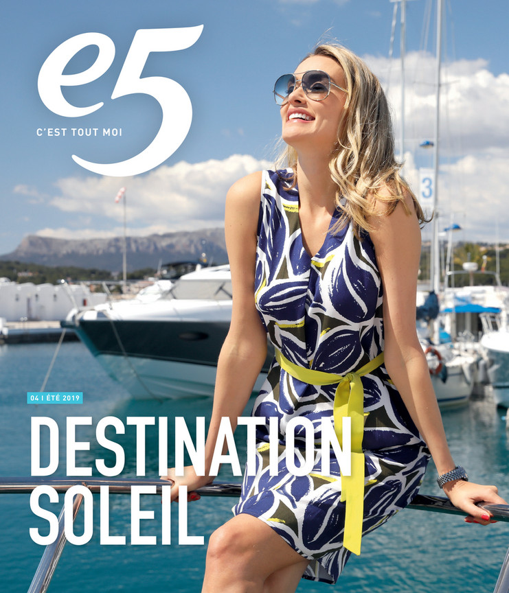 Folder e5 Mode du 23/05/2019 au 23/06/2019 - Lifestyle