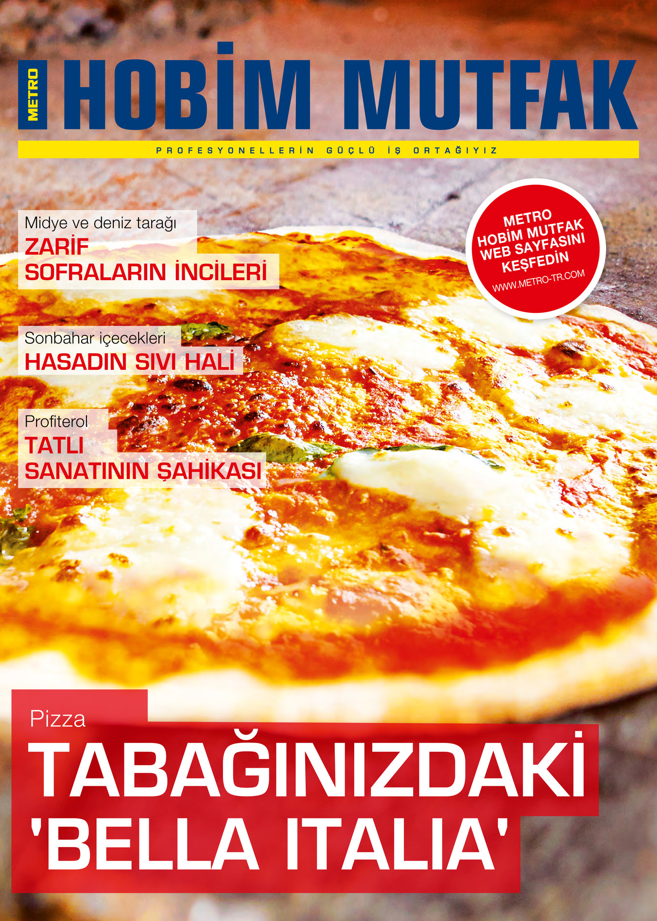Metro Kataloglar - Hobim Mutfak 7 - Sayfa 2-3