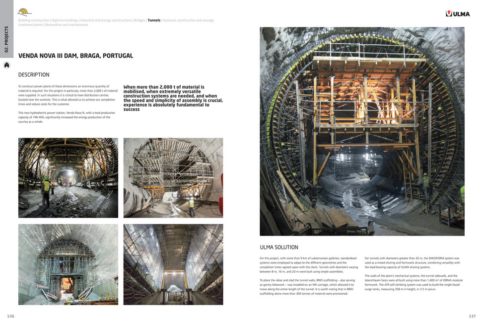 ULMA Construction - General Catalogue - Page 69 - Created