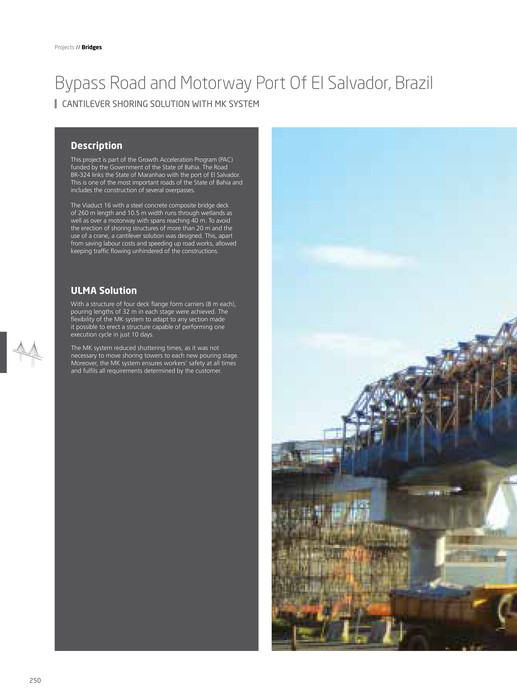 ULMA Construction - General Catalogue - Page 248-249 - Created with