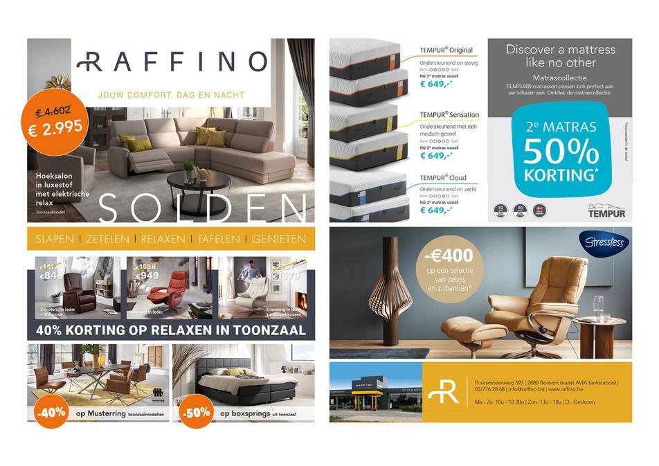 Raffino folder van 06/01/2020 tot 31/01/2020 - Januari