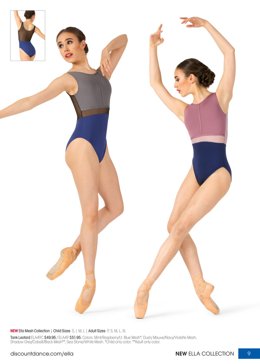 Discount Dance Supply Fall 2019 Page 8 9