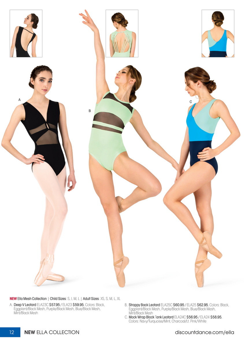 Discount Dance Supply Fall 2019 Page 12 13
