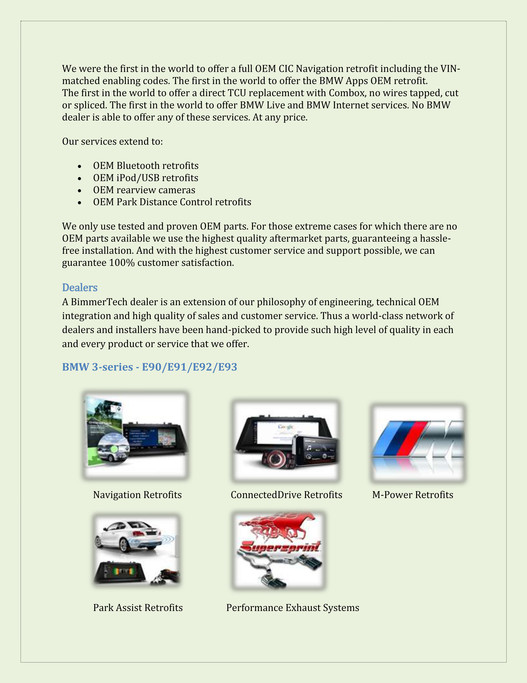 My publications - BMW Top View Camera - Page 2-3 - Created