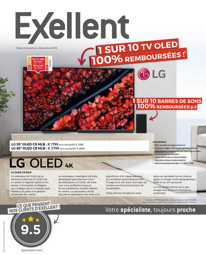 Folder Exellent du 01/12/2019 au 31/12/2019 - Innovation