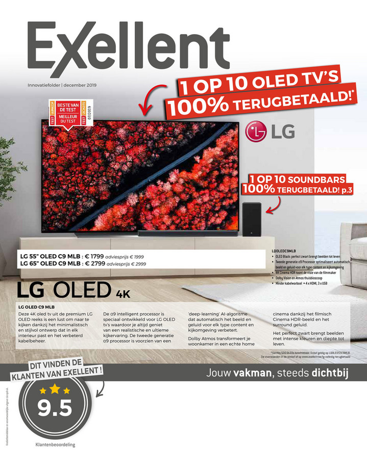 Exellent folder van 01/12/2019 tot 31/12/2019 - Innovatie