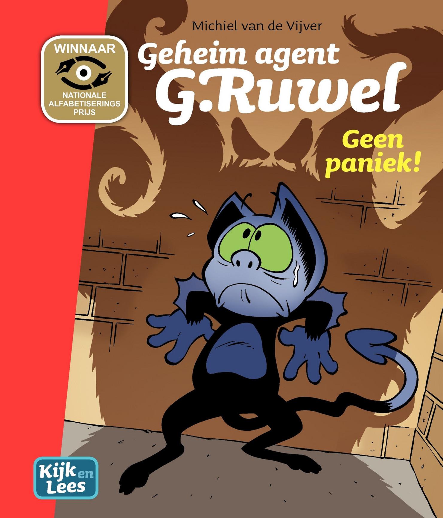 Plantyn - Geheim agent G. Ruwel - Geen paniek! (AVI) - Pagina 1