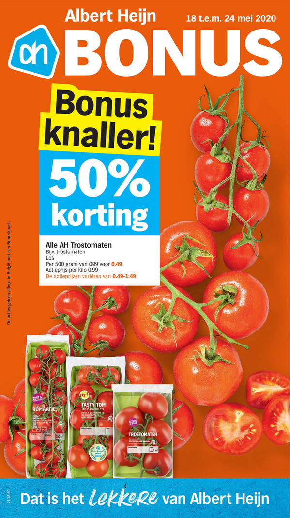 Albert Heijn folder van 18/05/2020 tot 24/05/2020 - Bonus_Wk21 BE Digitale folder.pdf