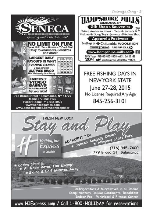 Explore New York Magazine - Explore New York Magazine