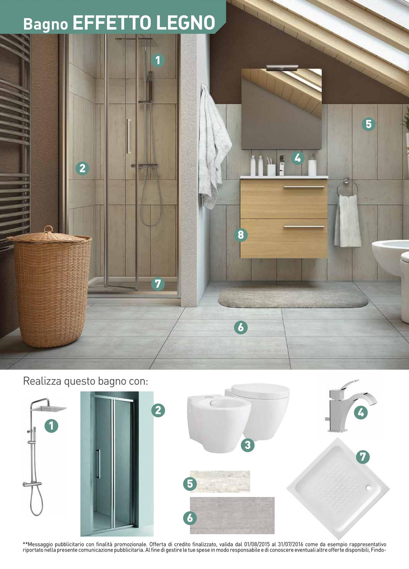Mensole da bagno leroy merlin design casa creativa e - Leroy merlin accessori bagno ...