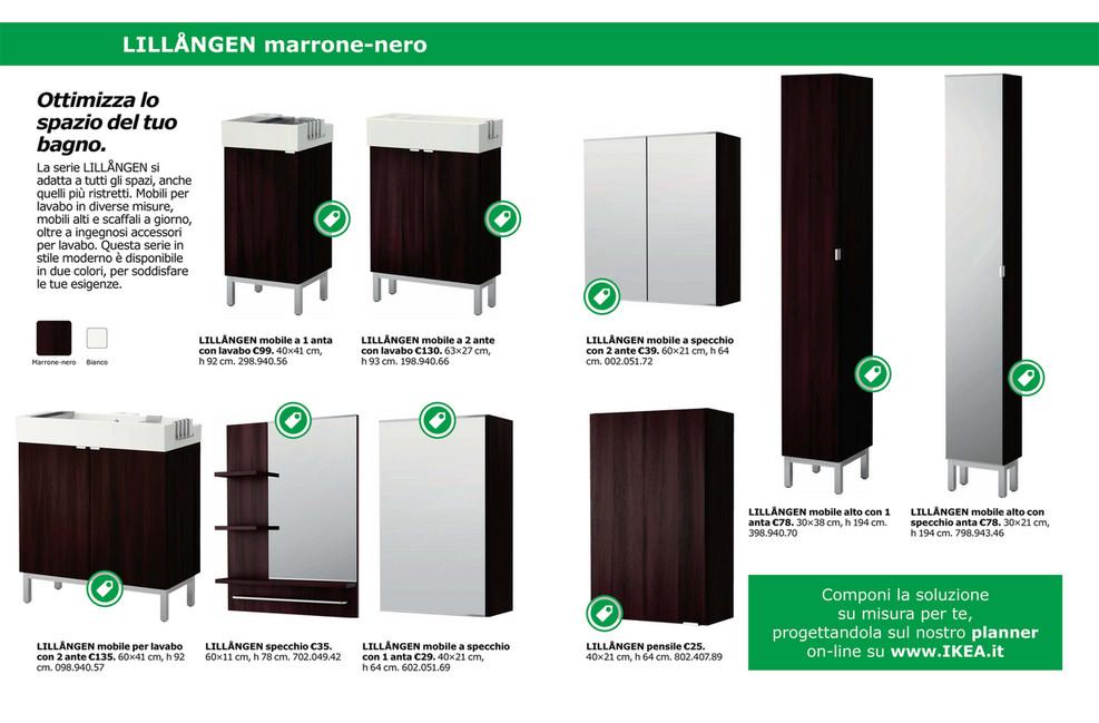 Bagno Ikea Planner : Volantinofacile brochure ikea bagno fino a luglio 2016 pagina 16
