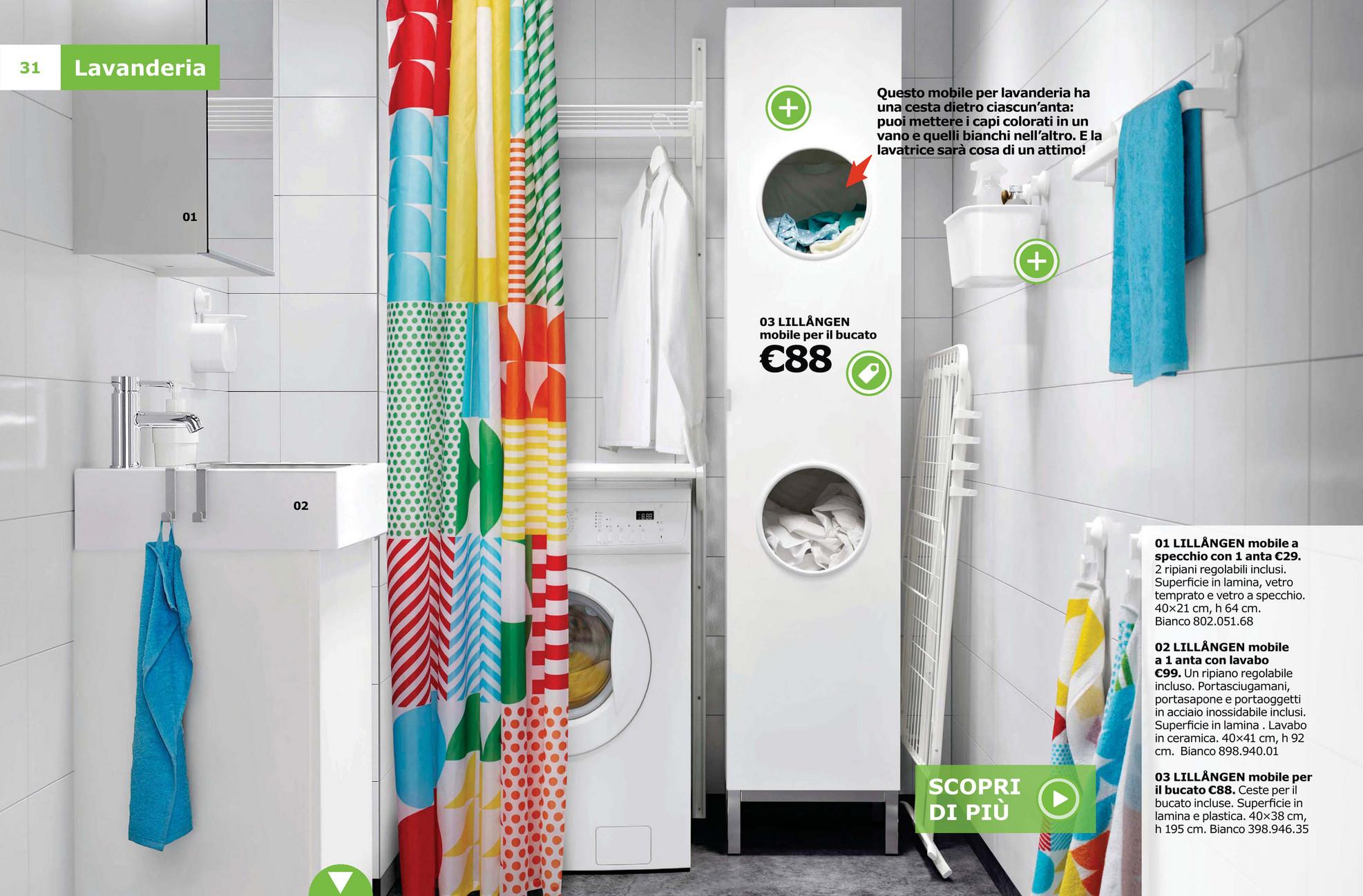 lavabo per lavanderia ikea: vovell.com casa di 60 mq con soppalco ... - Bagno Lavanderia Ikea
