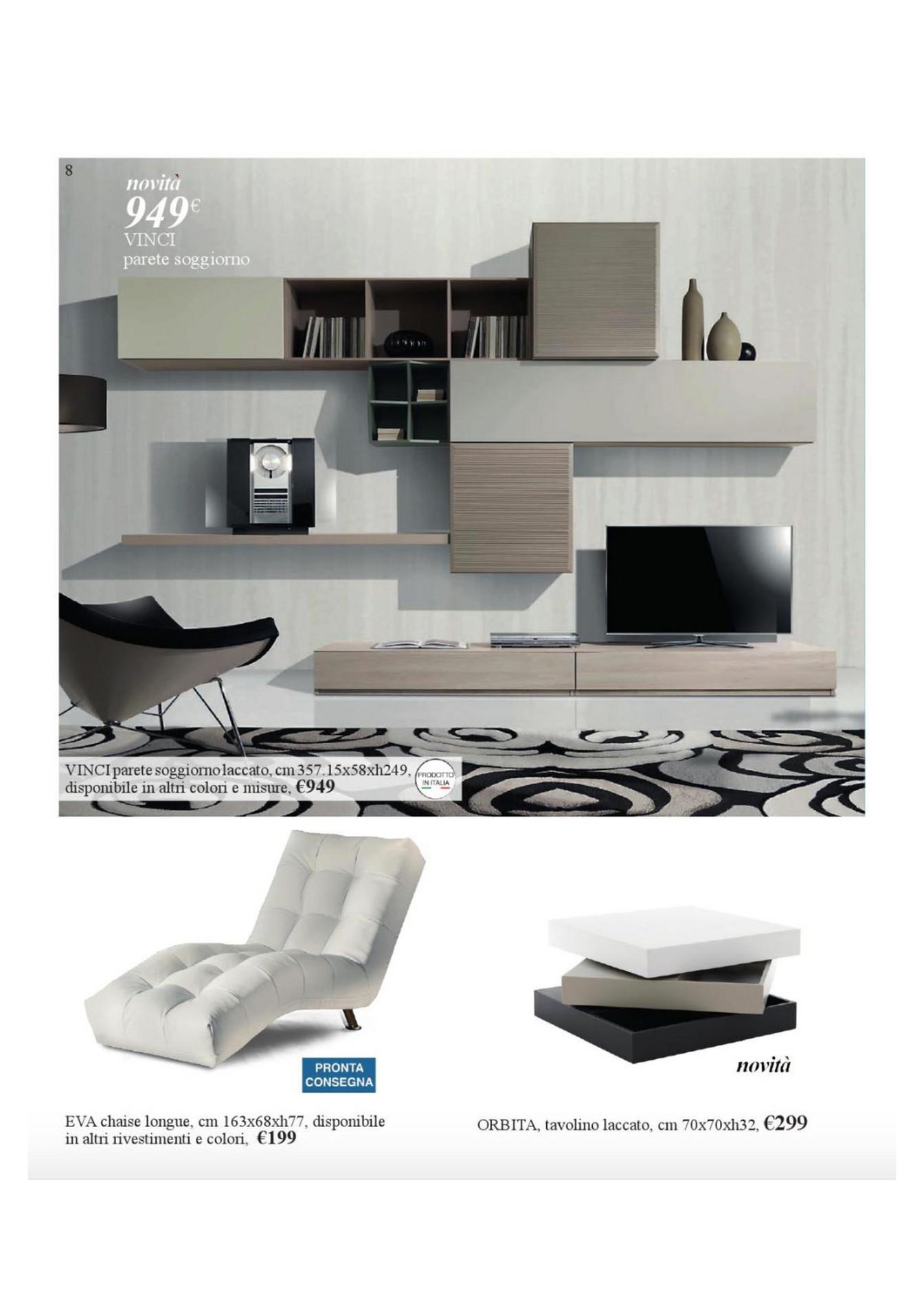 Best Semeraro Soggiorni Photos - Idee Arredamento Casa & Interior ...