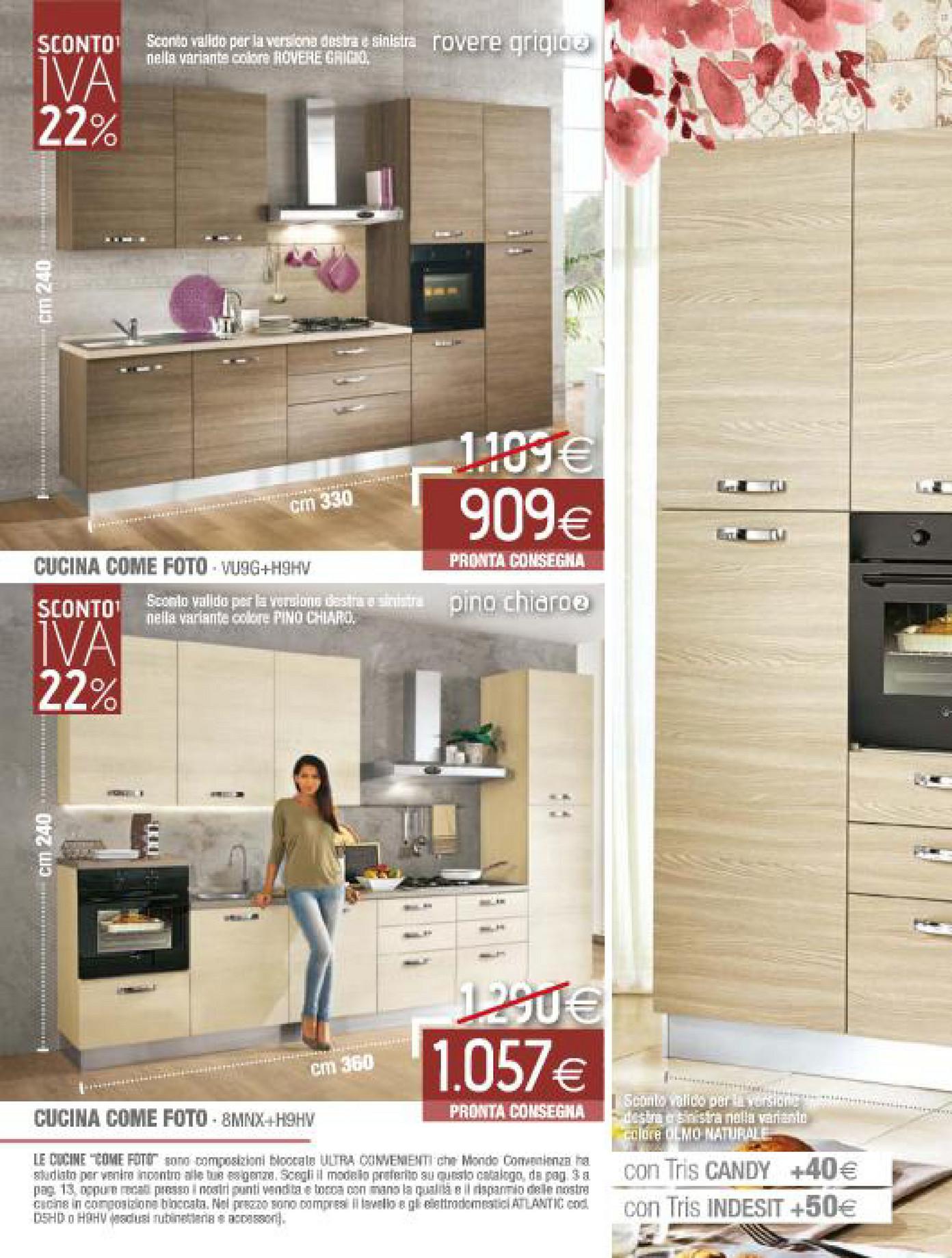 arredamenti mondo convenienza cucine mobili convenienza cucine ...