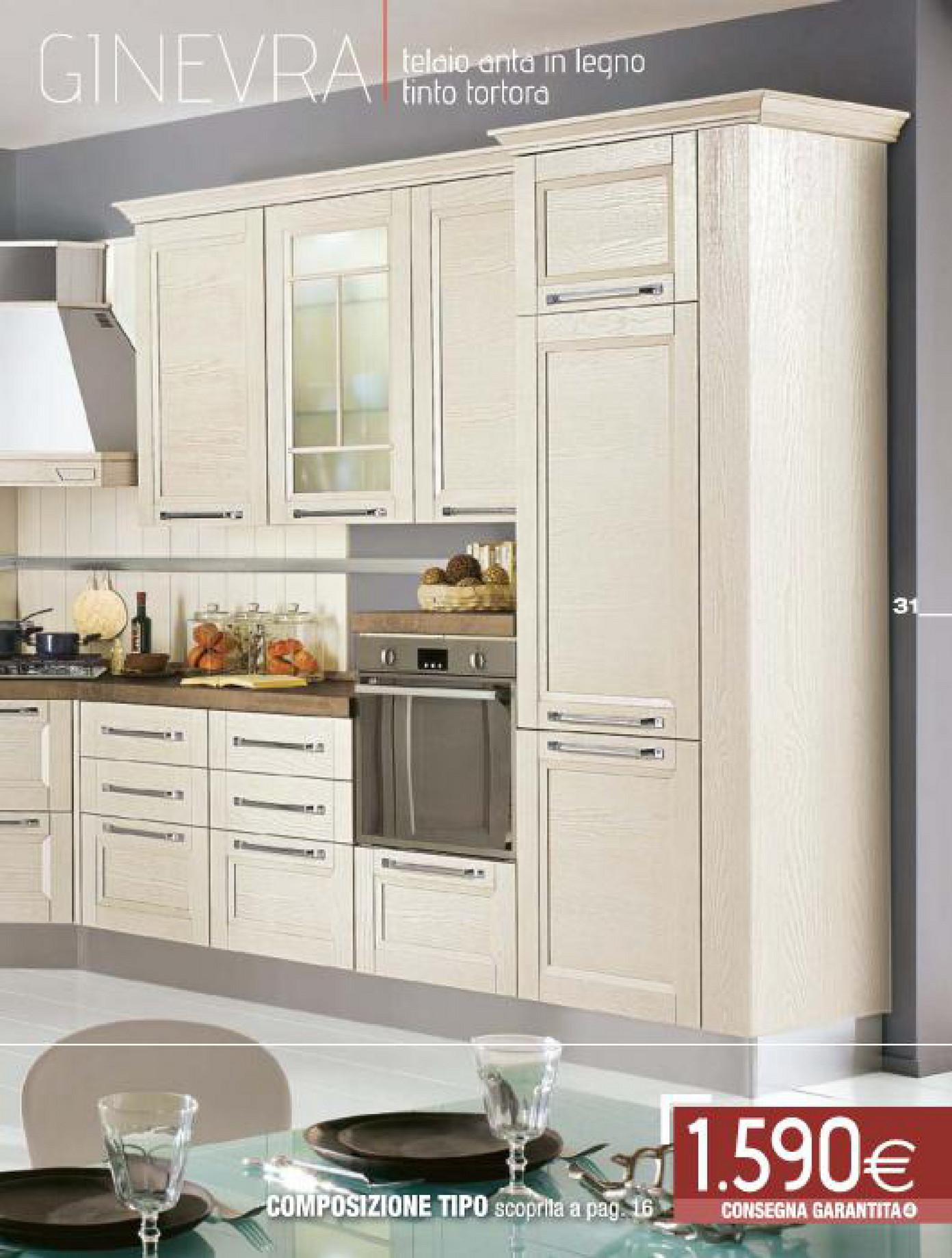 Cucina Athena Mondo Convenienza. Atena Cucina In Alluminio With ...