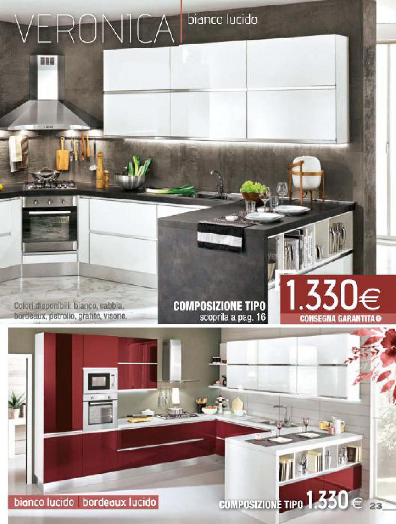 cucina time mondo convenienza - 28 images - beautiful cucina ginevra ...