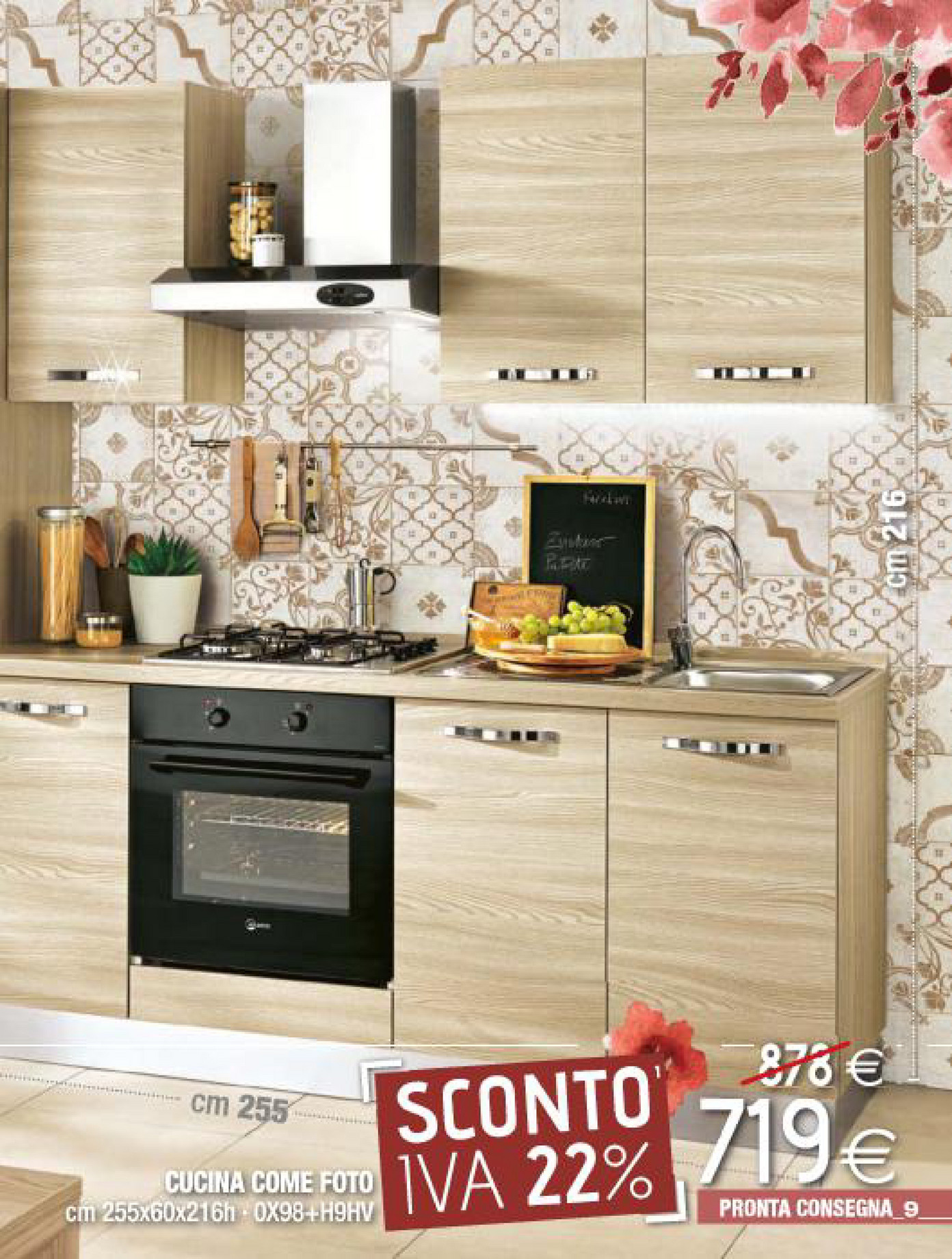 Beautiful Offerta Cucine Mondo Convenienza Images - Ideas & Design ...