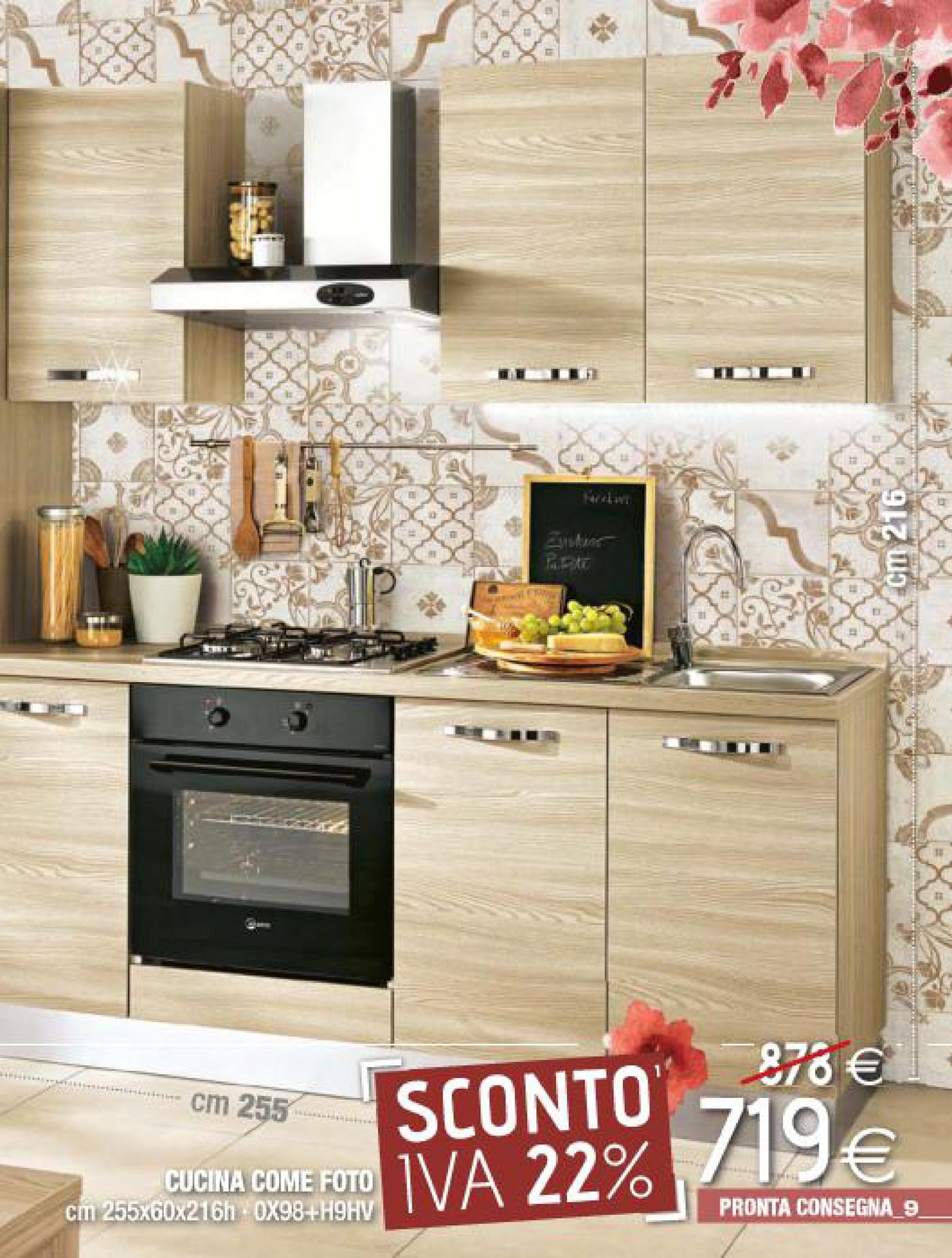 Beautiful Offerte Cucina Mondo Convenienza Images - Skilifts.us ...