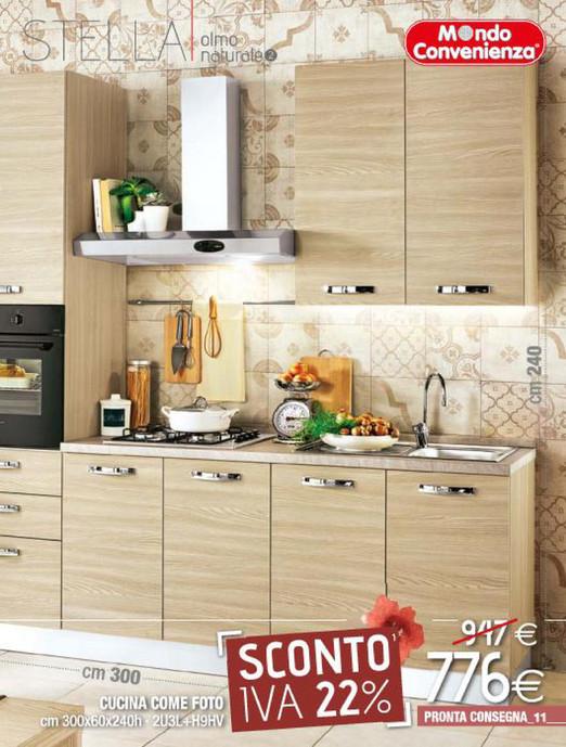 VolantinoFacile - Catalogo Mondo Convenienza Cucine 2016 - Pagina 6-7