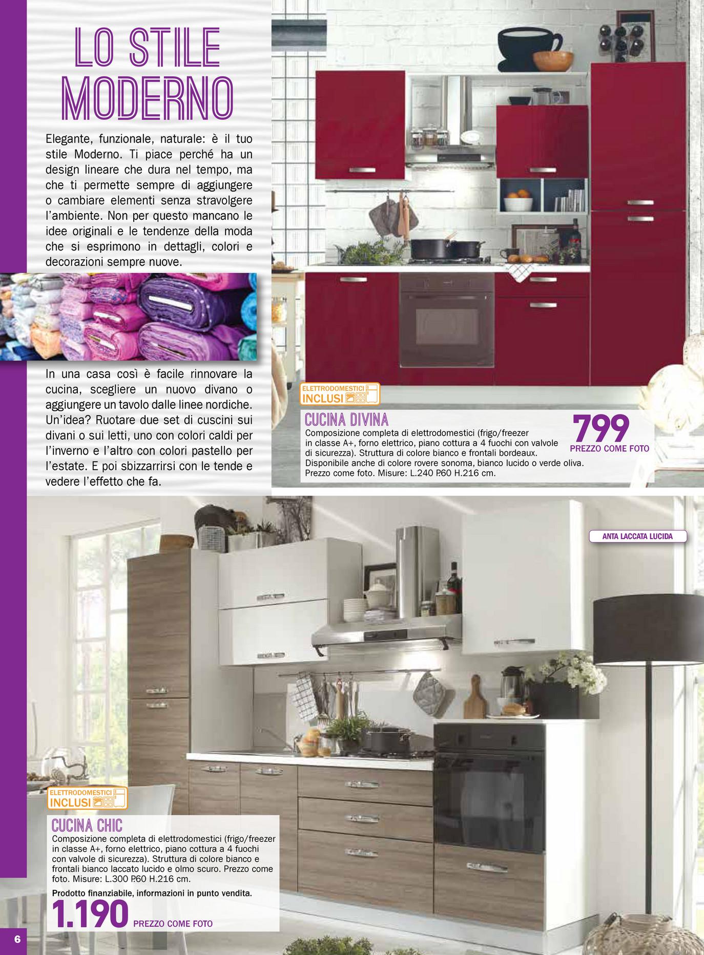 Stunning Mercatone Uno Cucine Gallery - Ideas & Design 2017 ...